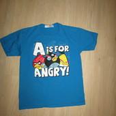 Футболка Angry Birds р. М