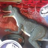 Крутые динозавры на радиоуправлении