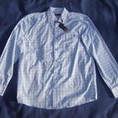 Мужская рубашка pierre cardin p. XL из Англиии, не подошел размер