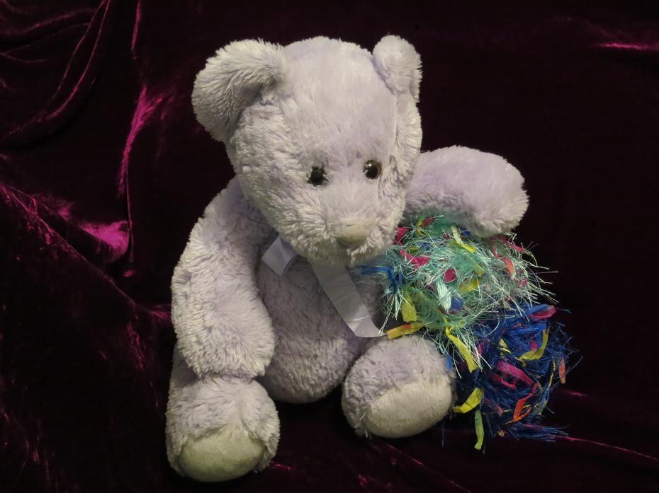 Мишка.мішка.ведмедик.медведь.мягкая игрушка.мягкие игрушки.мягка іграшка.birthdays фото №1