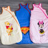 Детский спальный мешок Disney. Отличный подарок. Можна вместо одеялка.