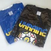 Классная мужская футболка Demix EURO 2012 размер 48