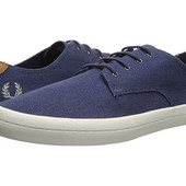 кеды Fred Perry Savitt Canvas, оригинал! 46р.