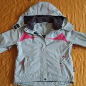 Термо куртка фирмы Alivе c мембраной Tech Tex p. 140