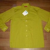 Мужская рубашка хлопок размер М