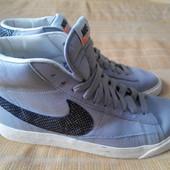 Кеды Nike кожаные оригинал р.41