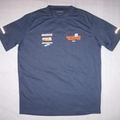 Brooks (L) спортивная беговая футболка мужская