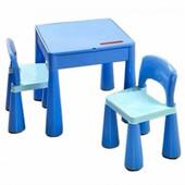 Tega Столик и два стульчика Tega Mamut !