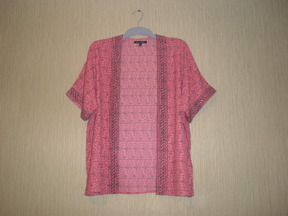 Блузка накидка next (некст), размер uk14 фото №1