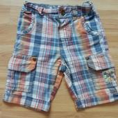 Фирменные шорты Debenhams малышу 1-1,5 года состояние отличное