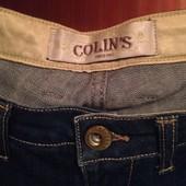 Джинсовые шорты Colin's 27 размер. Состояние идеальное)