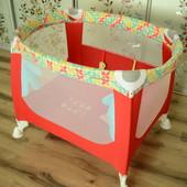 Продаем наш обалденейший кроватку-манеж Safety 1 St