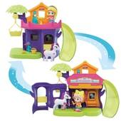 VTech Flipsies куколки  2 в 1 Флипсиз Дом на дереве