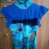 Яркая кофточка (блуза) на лето