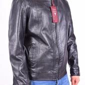 Куртка мужская из экокожи