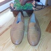 Туфли кожа Barrats 44 р.(28-28,5 см стелька)