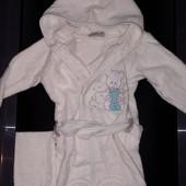Банный набор, халат детский, Турция 2106-0120