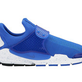 Кроссовки Nike Sock Dart, р. 40-44, син, черн, красн, код vm-355