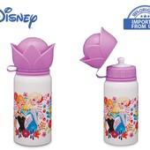Алюминиевая бутылка с дозатором Disney Frozen Anna & Elza