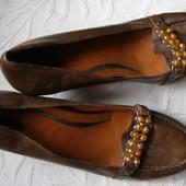 811. Туфли S.Oliver кожа. р. 39 (25 см)
