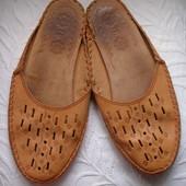 822. Тапочки Тrampolins кожа р 44 (28 см)