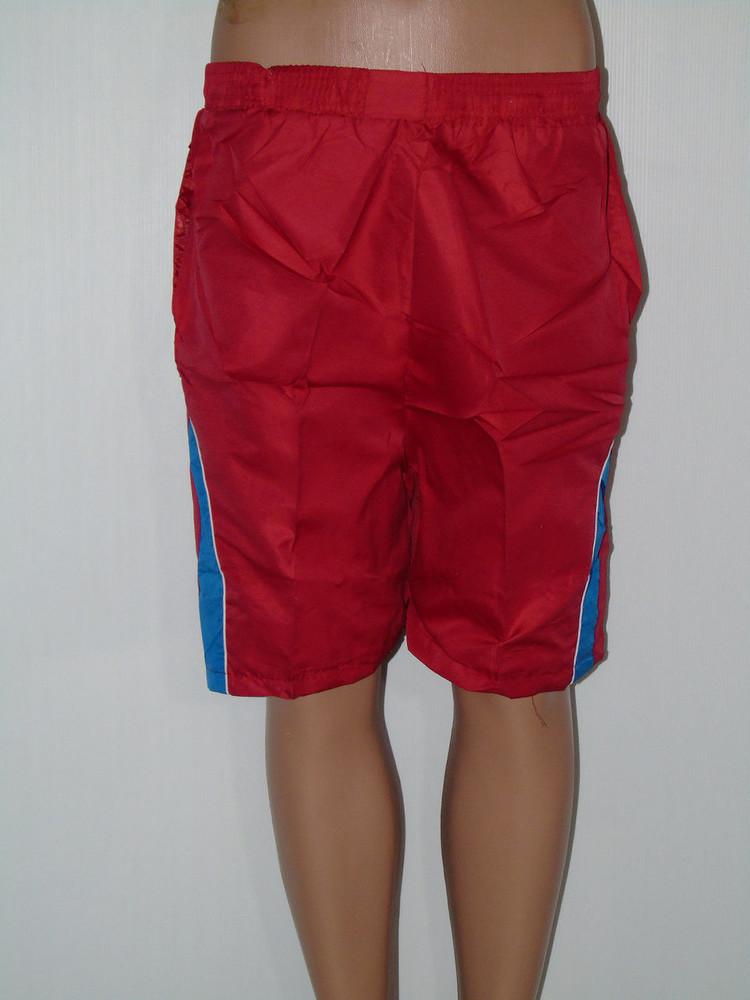 мужские шорты модные на выбор красные.xl.  xxl .xxxl. фото №1