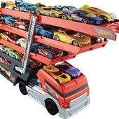 Hot Wheels Mega Hauler трейлер на 50 машинок