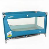 Манеж игровой Carrello Uno crl-7304 Blue