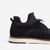 Туфли-Дезерты с носками.Мужчины.Zara.Испания.