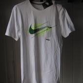 Футболка Nike Qtt Move it tee sn54 Оригинал р.S