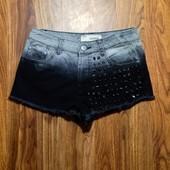 Крутые джинсовые шорты новые Glamorous
