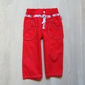 Яркие летние штаники для девочки. Baby Barb. Размер 1.5 года. Состояние: новой вещи
