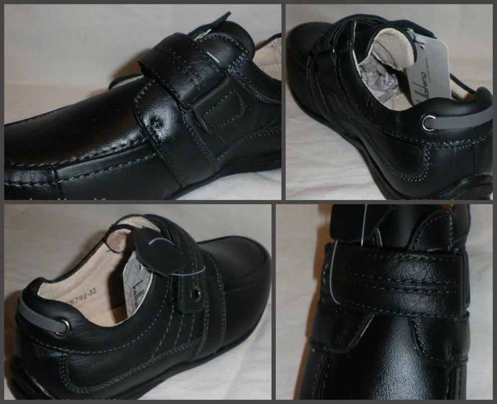Срочное сп подростковые полностью кожаные туфли (33-38) kellaifeng - есть замеры! фото №1