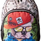Рюкзак для мальчика с фотопринтом Skr Club. США