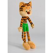 Тигрик синди, тигр сінді мягкие игрушки тм левеня