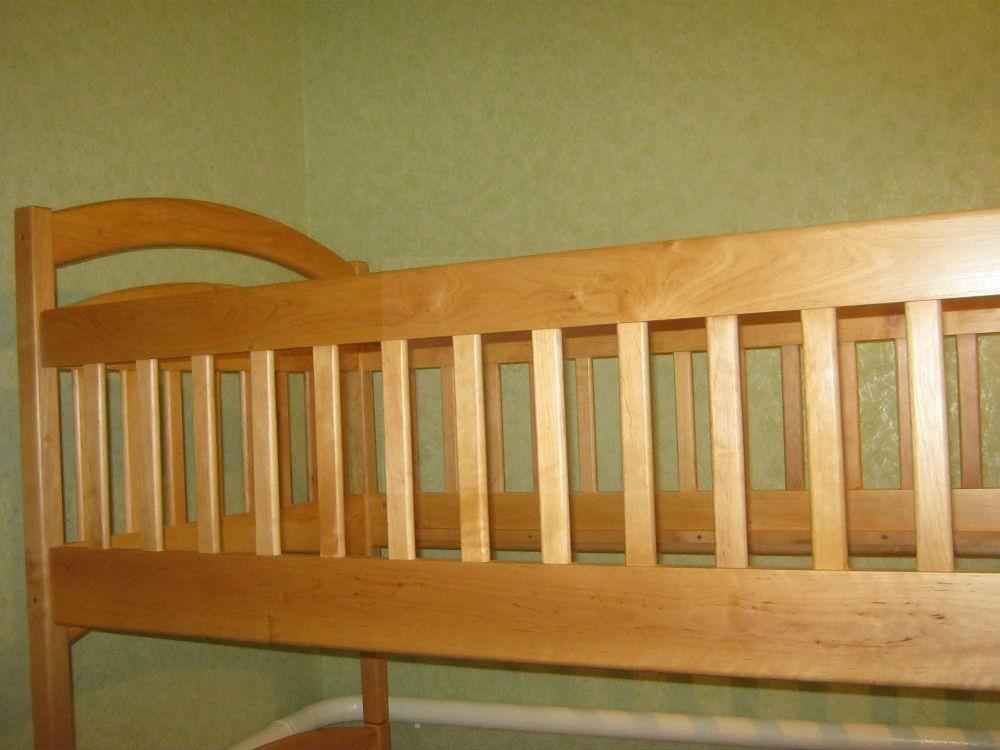 Двухьярусная кровать трансформер карина люкс усиленная фото №4