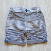 Стильные шорты для модника. George. Размер 3-6 месяцев, будет дольше. Состояние: новой вещи