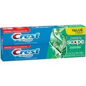 Crest Toothpaste отбеливающая, освежающая зубная паста 2*175г