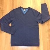 джемпер свитер H&M р. S шерсть