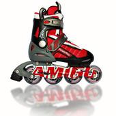 Роликовые коньки Explore Power Flex (Амиго Cпорт)