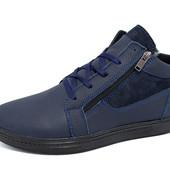 Зимние ботинки Premium TR Blue