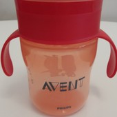 Чашка поильник-непроливайка  Avent
