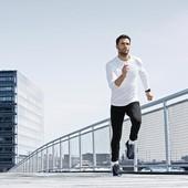 Мужская функциональная спортивная кофта dryactive plus sport tech от tсм tchibo р.-XL