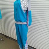 оригинальный женский спортивный костюм