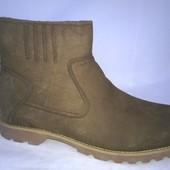 Ботинки кожаные,новые,Распродаю!!!