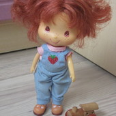 Куколка Шарлотта Клубничка bandai