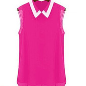 7-74 Женская кофточка/ майка/ футболка/ блузка