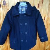 демисезонное пальто на мальчика chicco чико