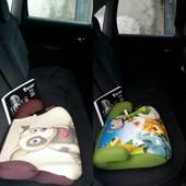 Детское сиденье в машину - бустер