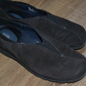 ARA туфли замшевые 40р